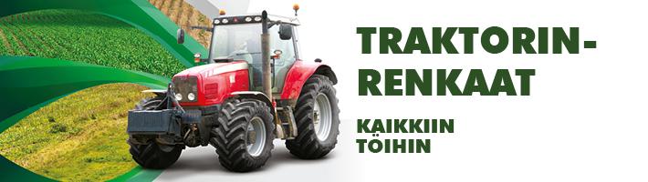 Alliance: Traktorinrenkaat
