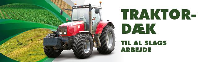 Alliance - Traktordæk