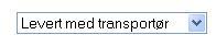 Hjelp levert med transp.